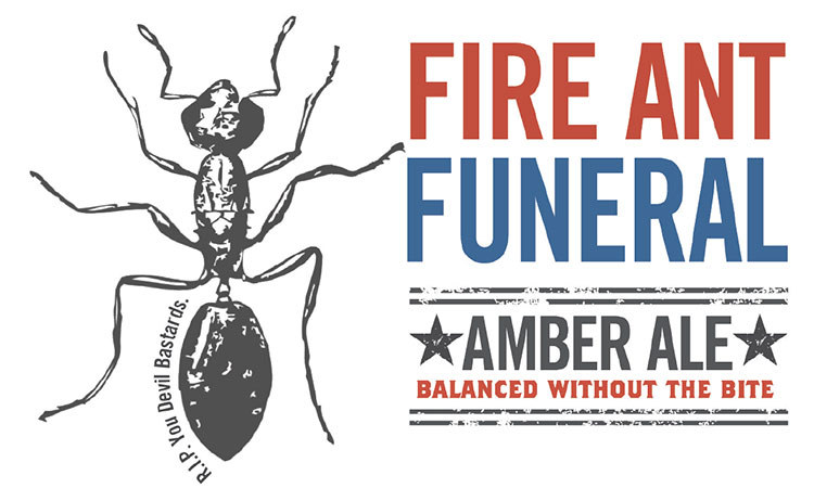 Fire Ant Funeral