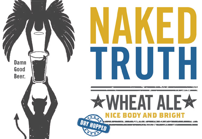 Naked Truth Beer